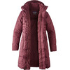 """Patagonia W's Down With It Parka Dark Ruby"""
